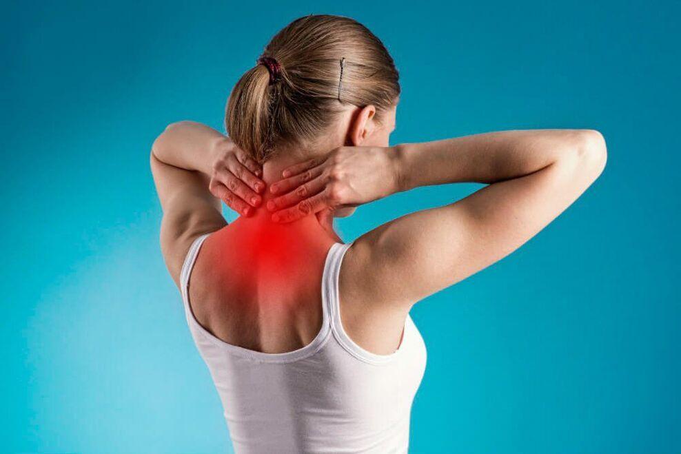 efectul osteochondrozei cervicale asupra vederii